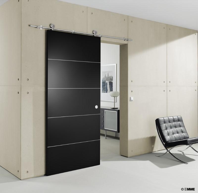 مدرن کردن خانه با درب های کشویی