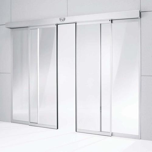 موارد استفاده انواع درب اتوماتیک شیشه ای