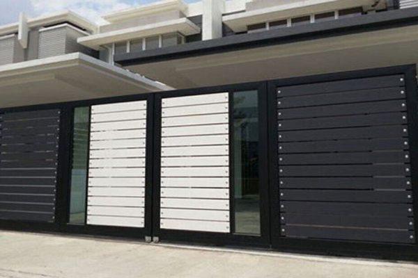درب اتوماتیک میتواند در همه ساختمانها استفاده شود