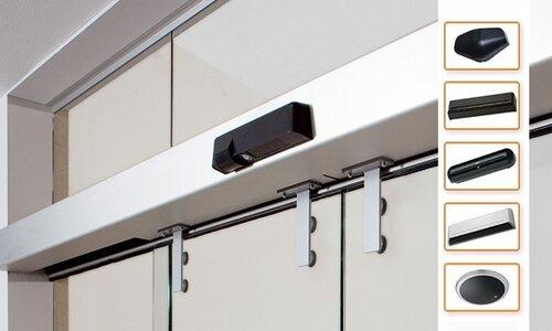 سنسور های ترکیبی مانع از برخورد اشیاء با درب شیشه ای اتوماتیک می شوند